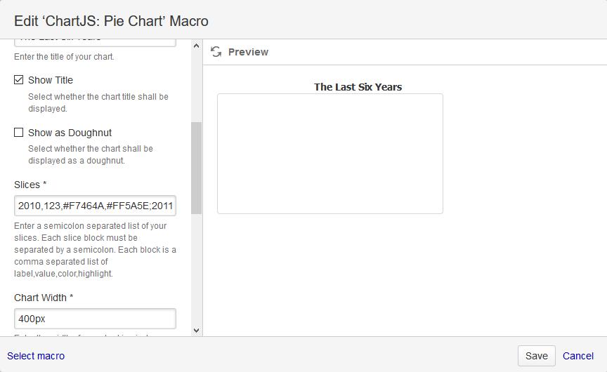 ChartJS Confluence User Macros - Lewe com