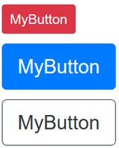 Bootstrap Visuals for Confluence Button