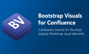 Bootstrap Visuals for Confluence