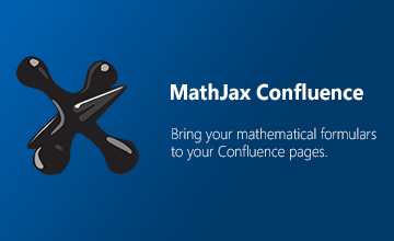 Confluence Plugin MathJax
