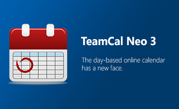 TeamCal Neo 3